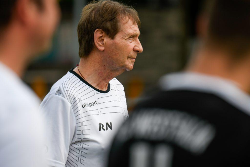 Rolf Nehling arbeitet für Westfalia Wethmar an Zusagen des aktuellen Kaders und möglichen Neuzugängen.
