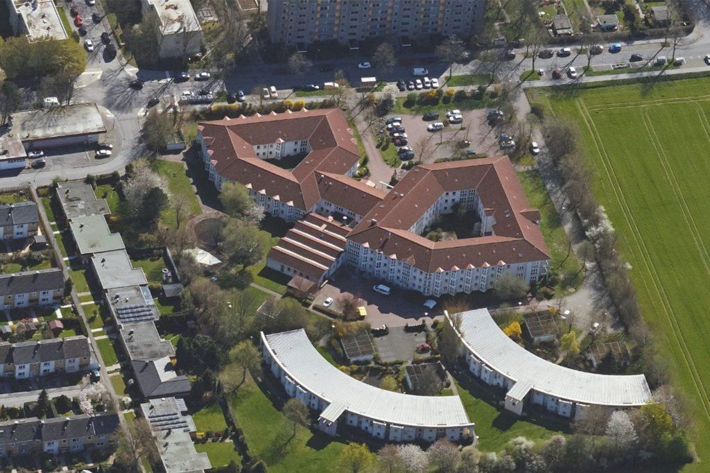 Im Karola-Zorwald-Seniorenzentrum an der Sendstraße waren 24 Bewohner und Mitarbeiter am Corona-Virus erkrankt.