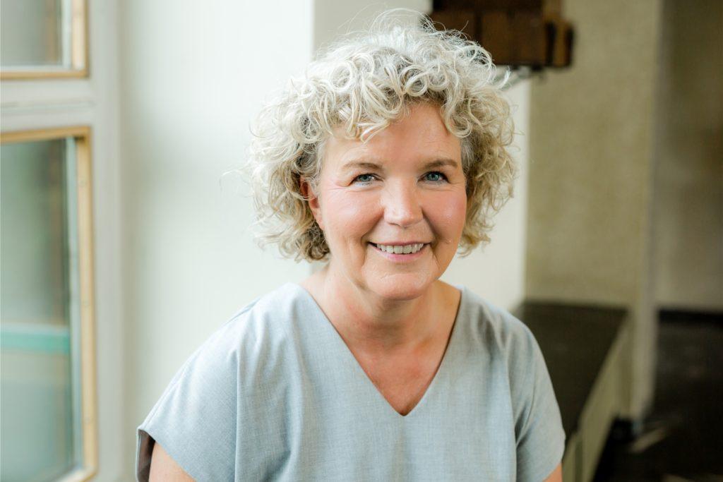 Annette Goebel ist Koordinatorin für Altenarbeit der Stadt Lünen.