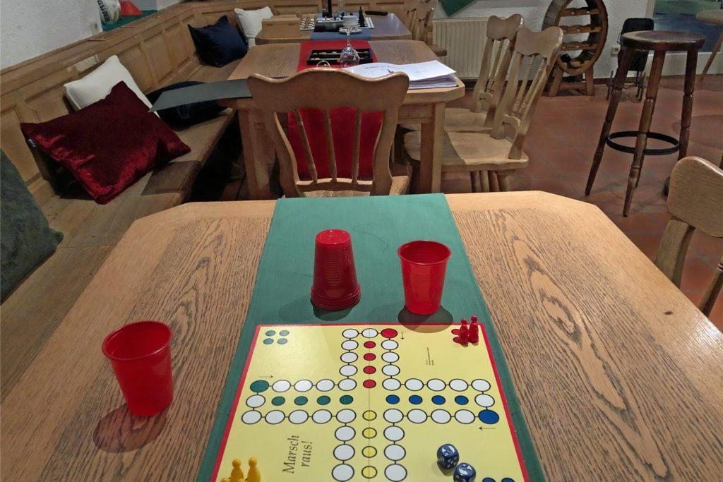 Alle Generationen sollen sich im SC-Clubheim treffen können, sich unterhalten oder miteinander spielen. Von