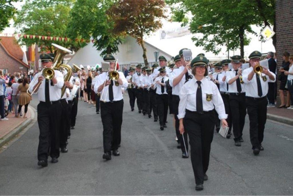 Laut Schützen- und Heimatverein zeigten alle beteiligten Vereine, Bands und der Festwirt Verständnis für die Absage.