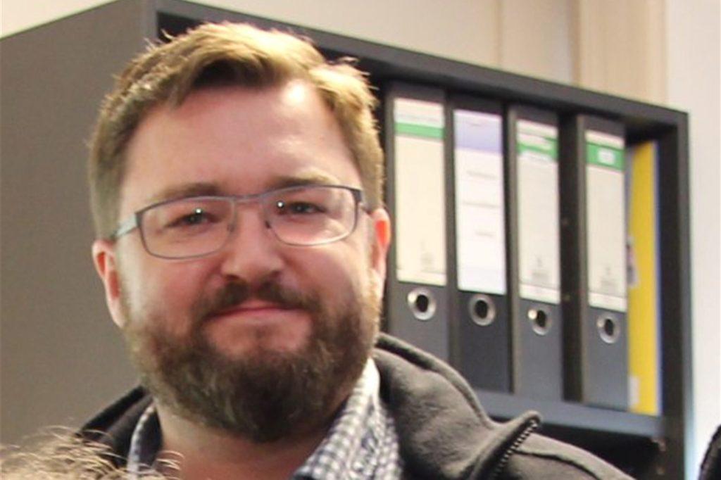 Kai Großkopf wird neuer Konrektor der Sekundarschule Vreden.