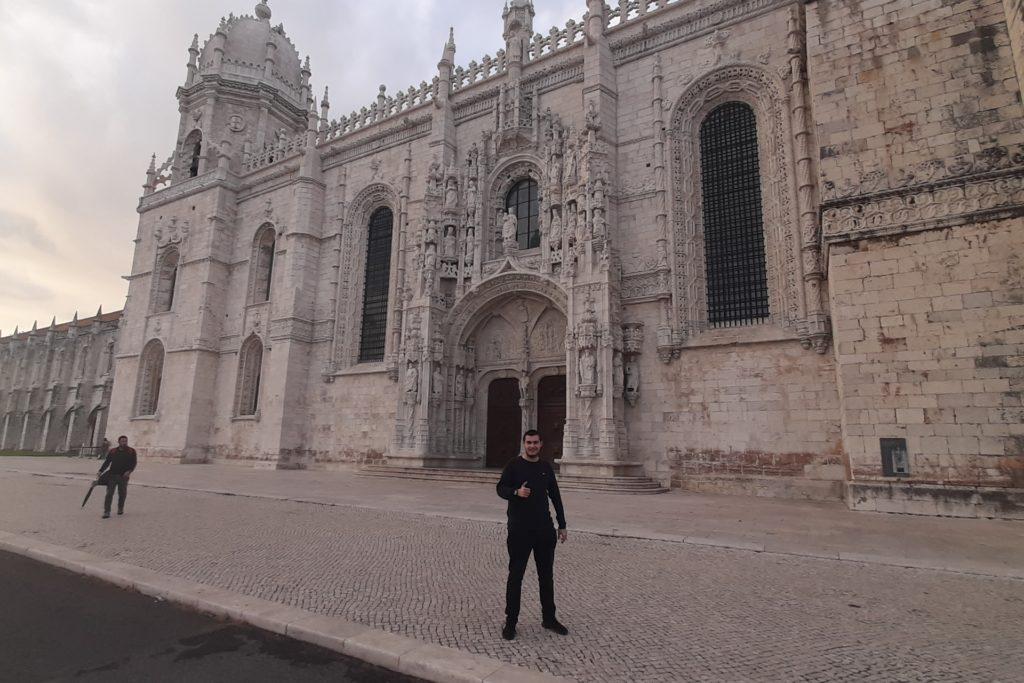 Zu Beginn meiner Zeit in Lissabon konnte ich noch viel unternehmen.