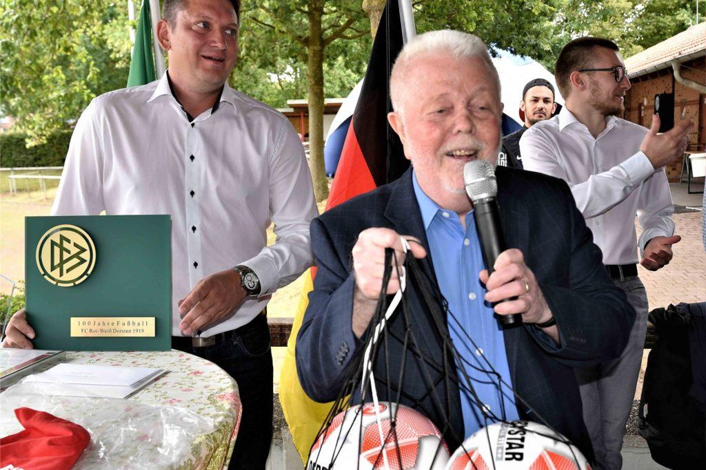 100 Jahre FC RW Dorsten, Staffelleiter Franz-Josef Humme
