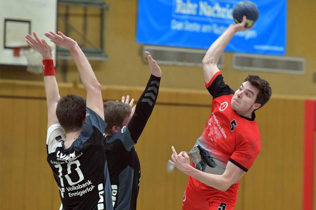 Patrick Strauch und die Zweitvertretung des VfL Brambauer werden an der Pokalrunde teilnehmen.