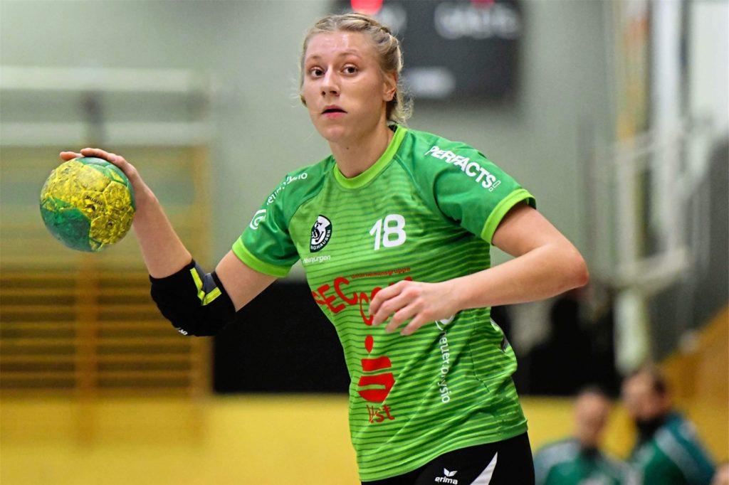 Die Halternerin Lina Hovenjürgen wechselt von Drittligist PSV Recklinghausen zu Zweitligist TVB Wuppertal.
