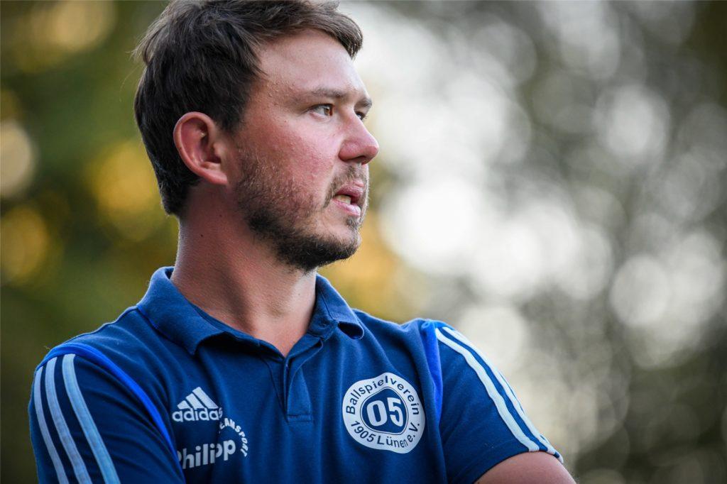 Auch BV-Trainer Marco Fischer verzichtet derzeit auf seine Prämien.