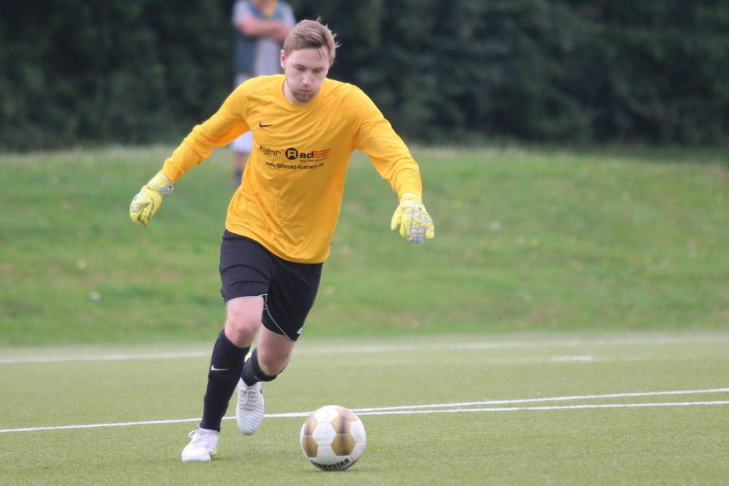 Jens Haarseim verlässt den SV Herbern und schließt sich im Sommer dem FC Nordkirchen an.