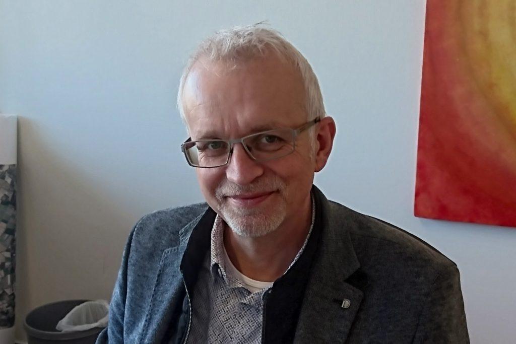 Bürgermeister Werner Stödtke hat keine Corona-Frisur: Die pflegeleichten