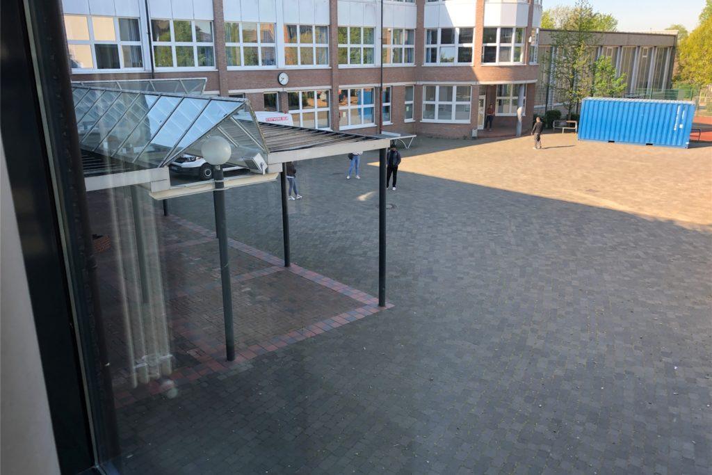 Die Zeit der leeren Schulhöfe ist zumindest für die Abschlussjahrgänge der weiterführenden Schulen in Selm bald vorbei.