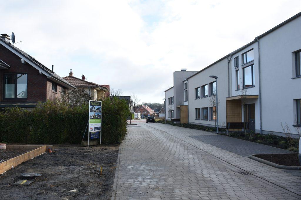 In drei Punkten ist die Baugenehmigung für das Wohnprojekt der TSC Osmium GmbH rechtswidrig.