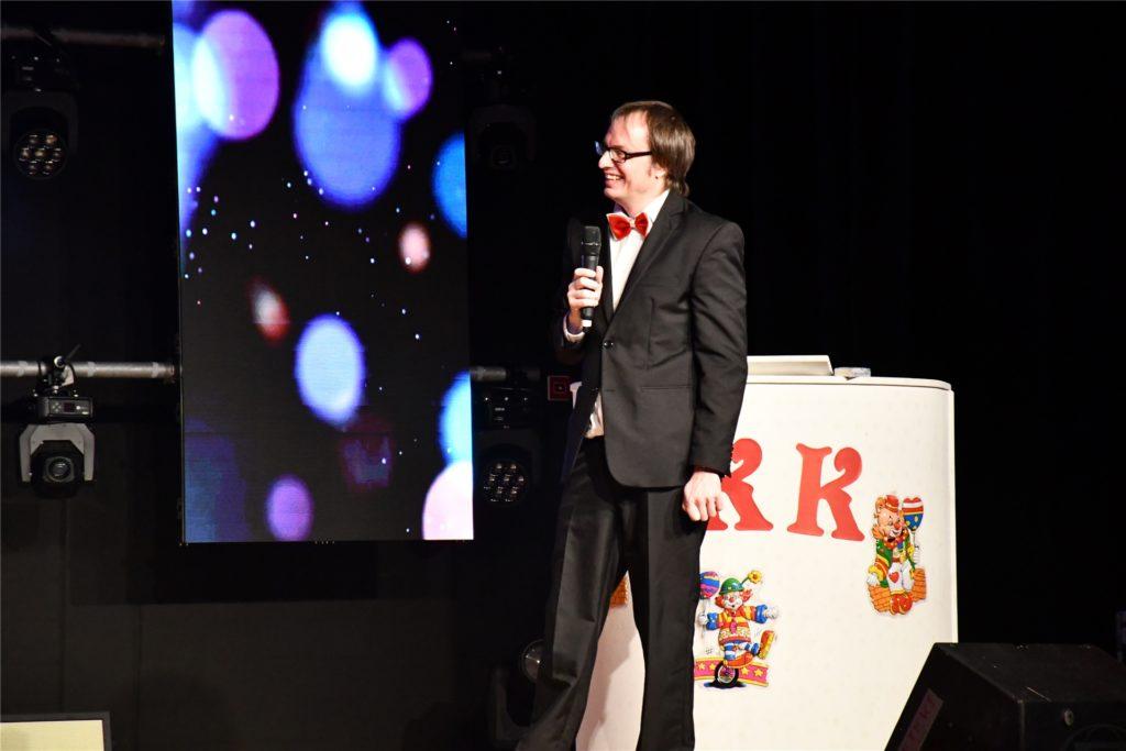 Moderator Philipp Böckmann führte durch das Programm.