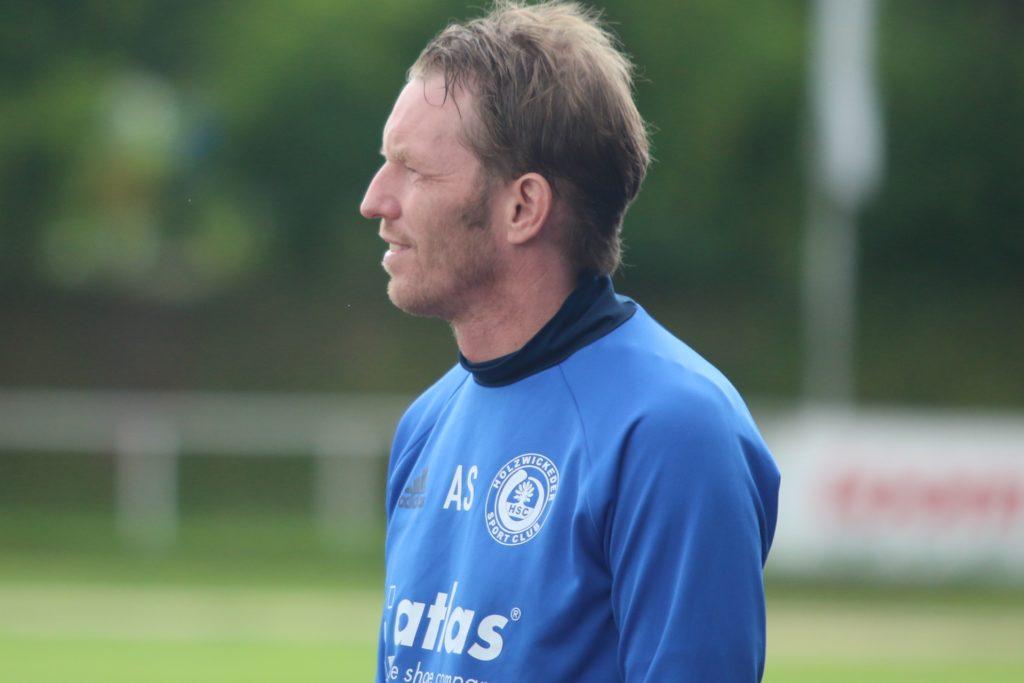 Axel Schmeing ist mit seinen Mannschaften in den vergangenen Jahren stets aufgestiegen.