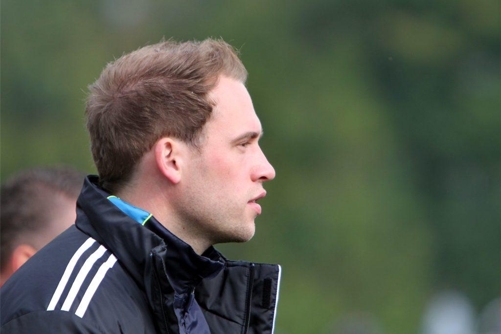 Simeon Uhlenbrock könnte irgendwann zurückkommen zum SV Herbern.