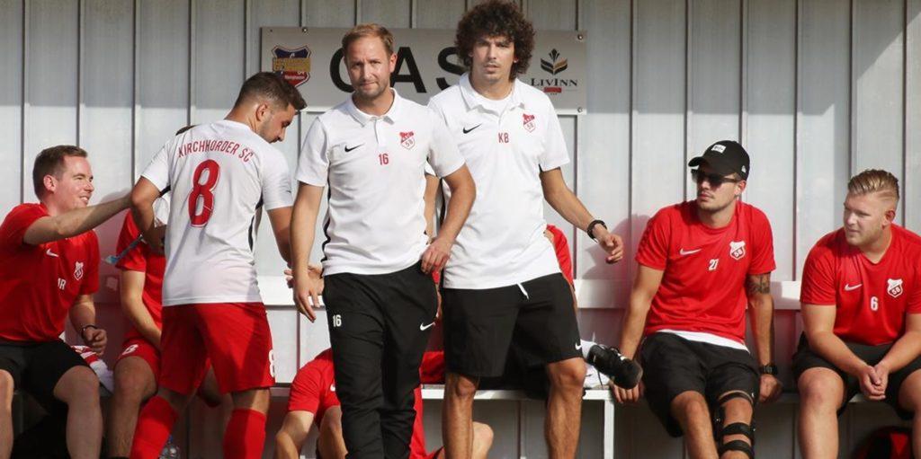 Gemeinsam mit Trainer Sascha Rammel war Karim Bouasker beim Kirchhörder SC zuletzt sehr erfolgreich.