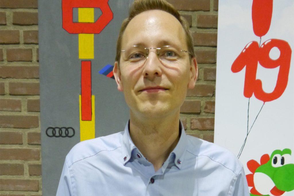 Tobias Beck ist Vorsitzender der Stadtschulpflegschaft in Vreden. Die Ergebnisse der Homeschooling-Umfrage zeigen ihm, wie wichtig dieses Thema ist.