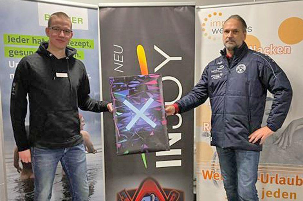 Tim Besen und Michael Steinrötter, SV Schermbeck