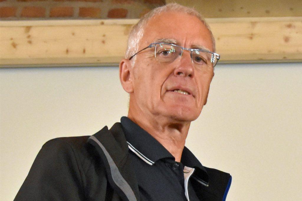 Hermann Reinbold ist Vorsitzender des Kirchhellener Bürgervereins Hof Jünger.