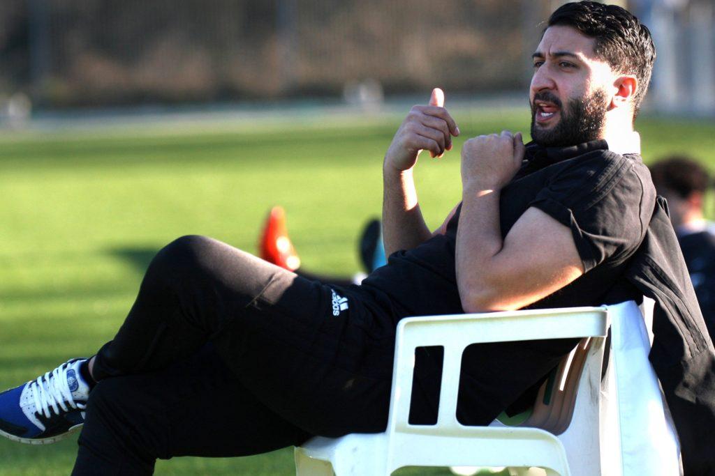 Hamsa Berro stand auch schon in Diensten des Lüner SV.