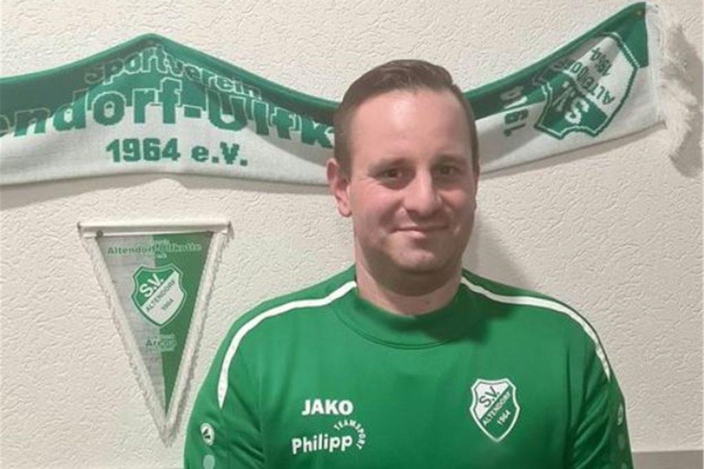 Marcl Guß, SV Altendorf-Ulfkotte