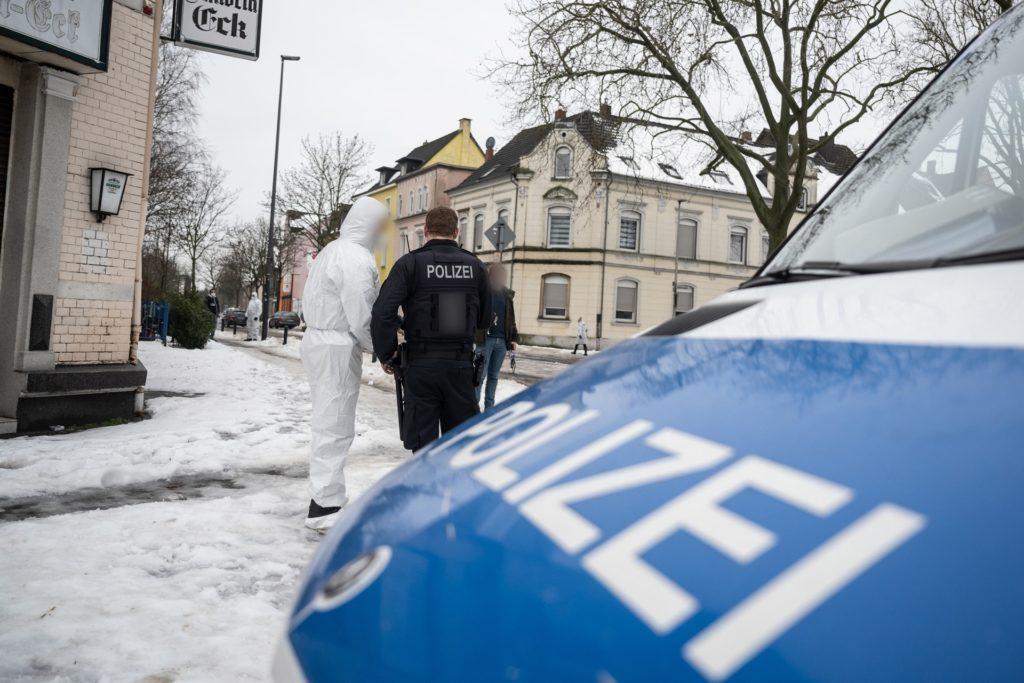 Der Nachweis der britischen Mutation des Coronavirus hat in Hamm zu einem Großeinsatz der Polizei geführt. Ist eine Verbindung nach Werne zu befürchten?