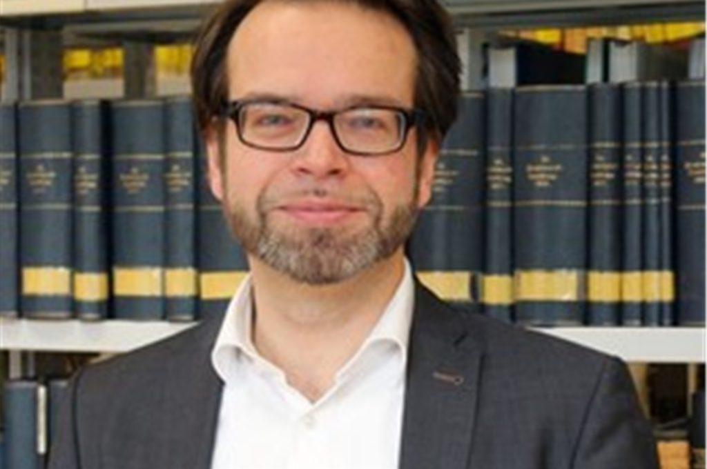 Prof. Dr. Malte Thießen ist am Dienstag, 23. Februar, bei den Ahauser Schlossgesprächen zu Gast – wegen des Lockdowns nur online.