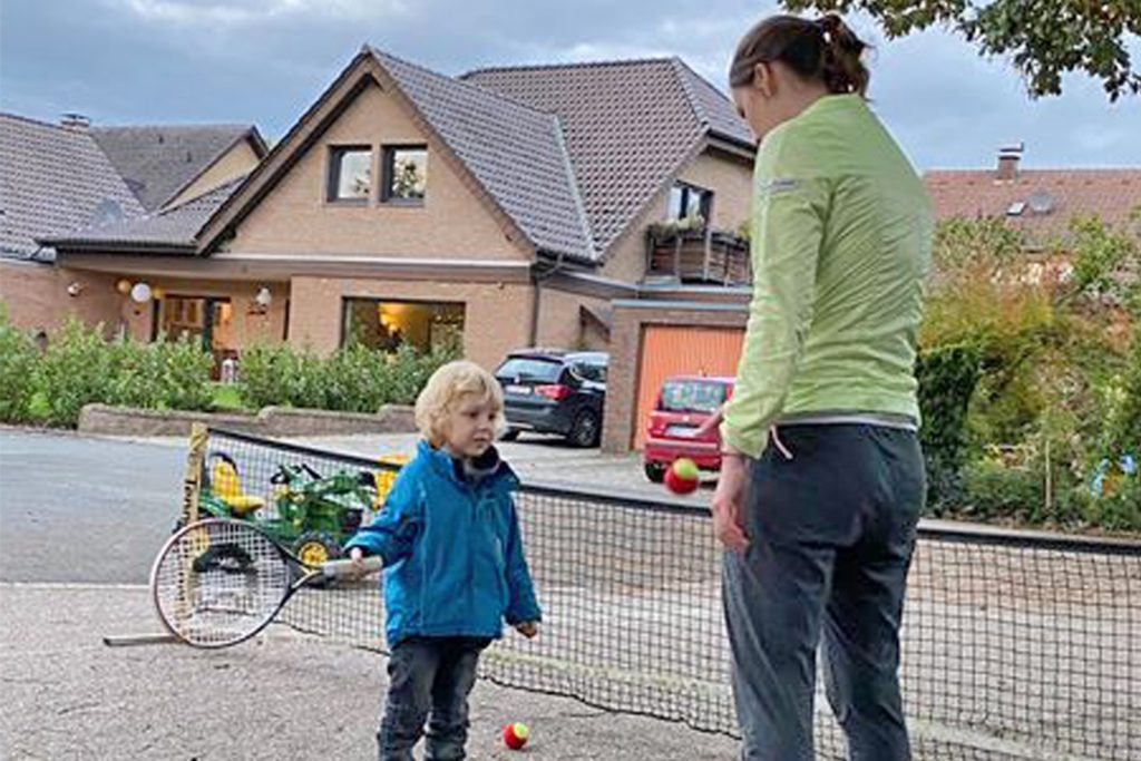 TC Deuten, Street-Tennis