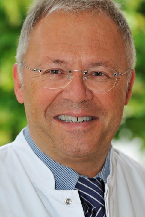 Dr. Peter Harding, Ärztlicher Direktor im St. Sixtus-Hospital Haltern und Chefarzt der Klinik für Allgemein- und Viszeralchirurgie, Unfallchirurgie und Proktologie
