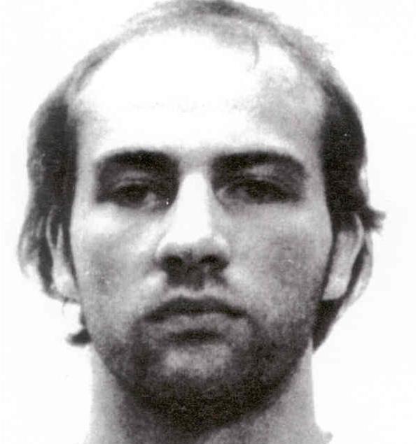Dieses Bild aus dem Jahr 1995 zeigt Franz mit längeren Haaren.