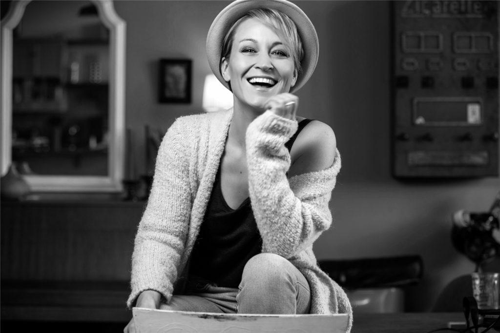 Theaterleiterin und Sängerin Inga Strothmüller