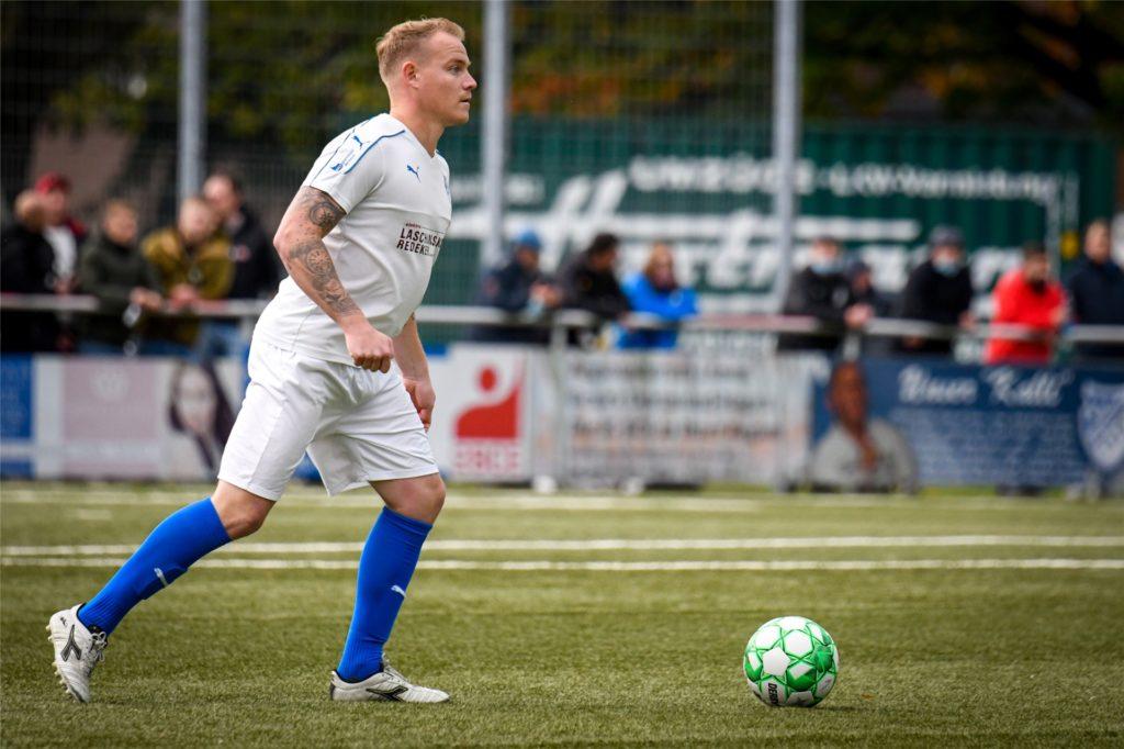 Spiele von BW Alstedde mit Spielertrainer Tim Hermes sind in dieser Saison immer unterhaltsam.