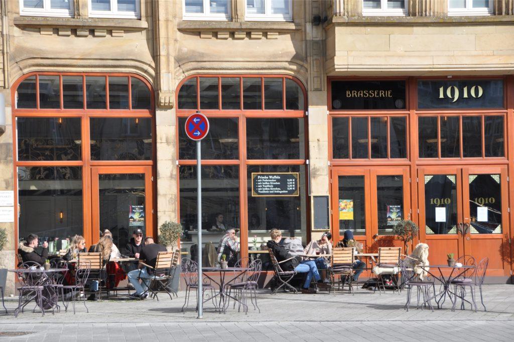 Wenigstens eine Öffnung der Außengastronomie würden sich viele Restaurantbetreiber wünschen.