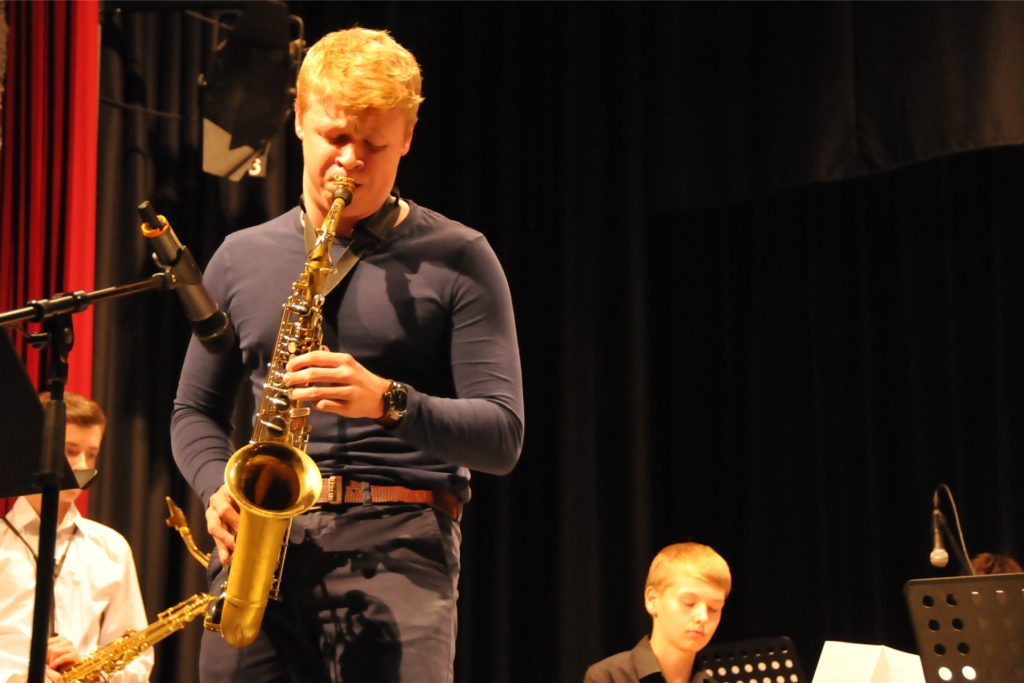 Tillmann Sancken erhält den Kulturförderpreis der Stadt Lünen für das Jahr 2020.