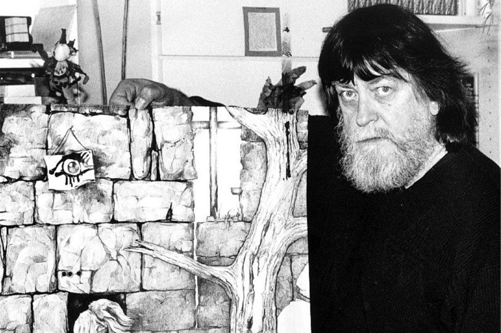 Hermann Nüdling war von 1967 bis 1979 als Grafiker für die Stadt Lünen tätig.