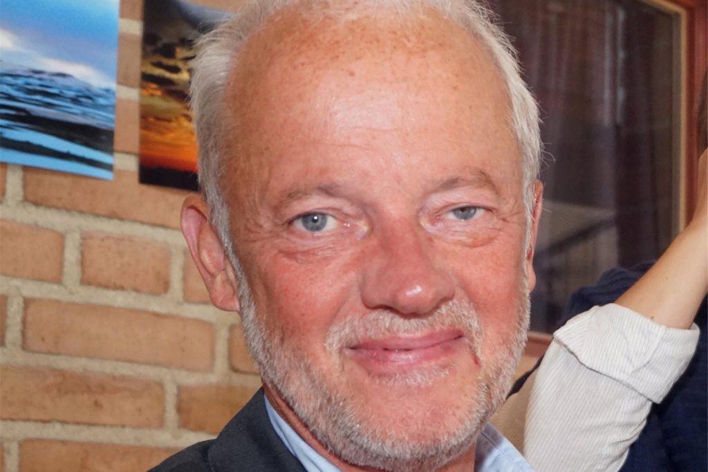 Michael Reckers geht als FoKuS-Chef in den Ruhestand, arbeitet aber noch seinen Nachfolger ein.