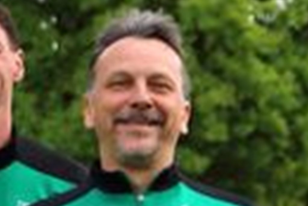 Jörg Scheele ist C-Jugend-Trainer bei SuS Olfen und darf nicht mit seiner kompletten Mannschaft trainieren.
