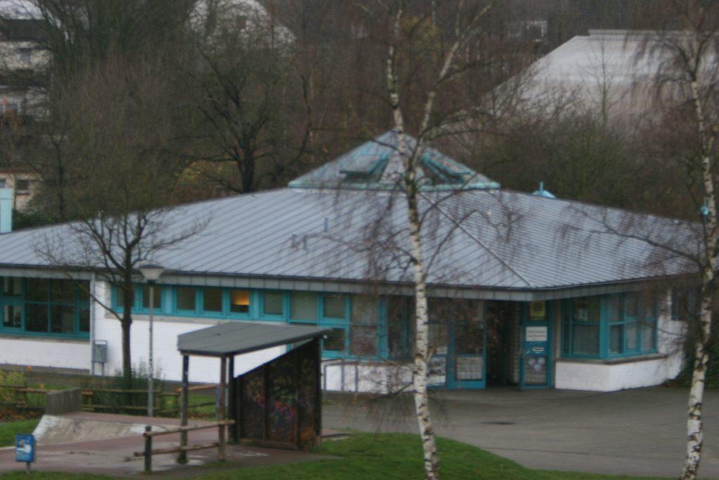 Die Jugendfreizeitstätte in Hombruch: Sie ist zu normalen Zeiten sehr gut besucht.