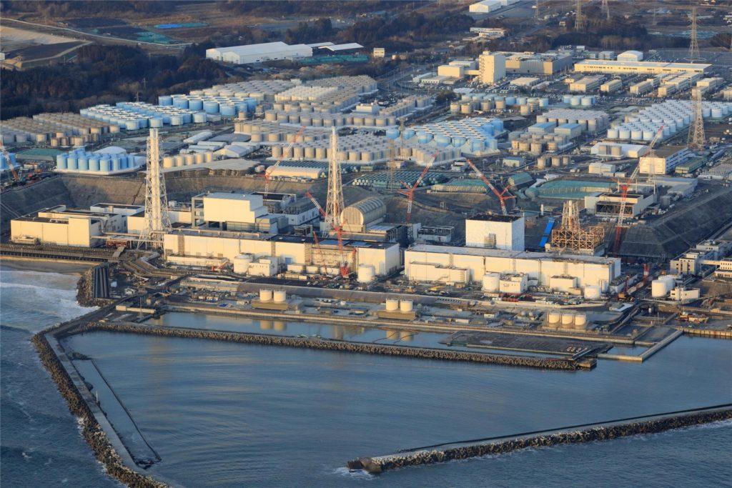Das Kernkraftwerk Fukushima Daiichi der Tokyo Electric Power Co. in der Präfektur Fukushima, wurde bei dem Beben 2011 schwer beschädigt. Die Gegend ist weiter unbewohnbar.
