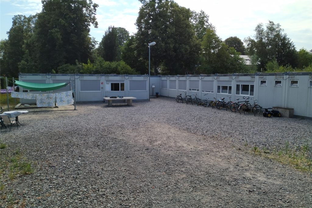Flüchtlingsunterkunft Liboriweg Feldhausen