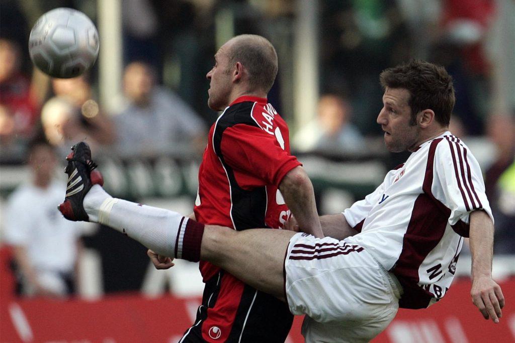 Lars Müller spielte unter anderem für den FC Nürnberg.