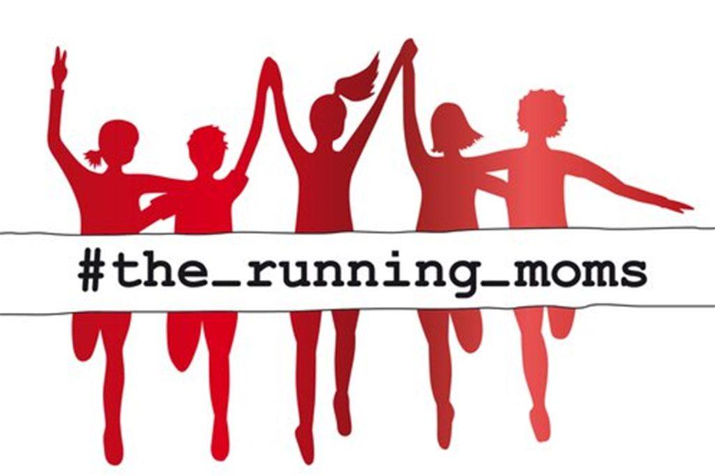 Das neue Logo der Running Moms, entworfen von Dani Petermann.