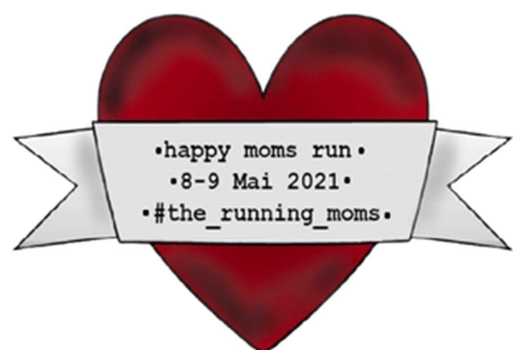 Die Running Moms rufen am Muttertagswochenende zum virtuellen Spendenlauf auf.