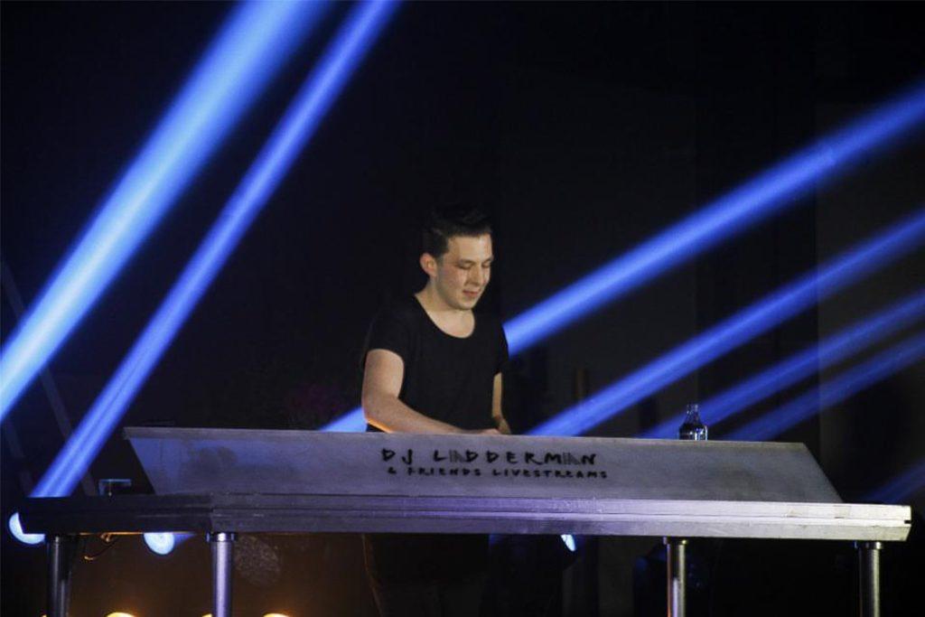 Scheffwell alias Nico Scheffer war überglücklich nach der großen Resonanz auf seinen Streamingauftritt.