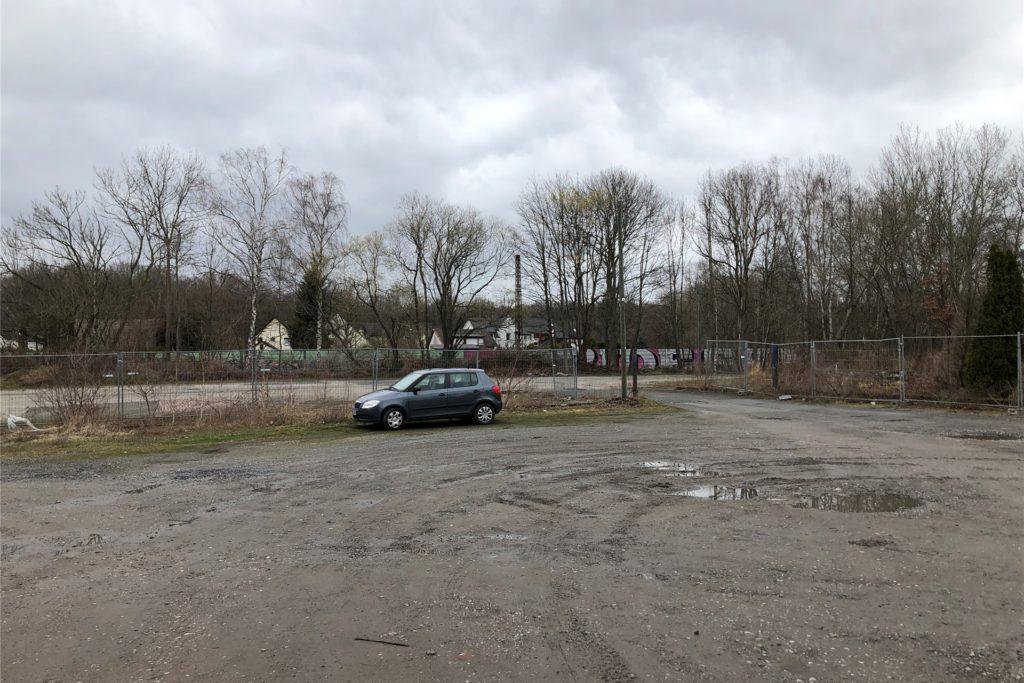 Die Fläche der ehemaligen Zeche Kurl ist sei vielen Jahren ungenutzt. Nun sollen hier Lagerboxen entstehen