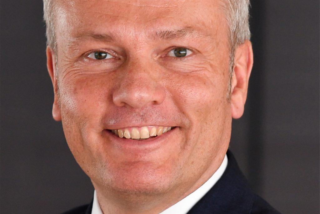 Christian Erber leitet die Commerzbank-Niederlassung in Dortmund. Er verzeichnet einen Kundenzuwachs.