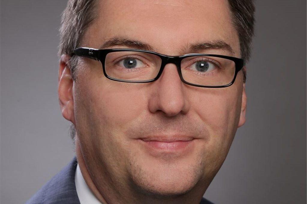 Marc Werner leitet das Firmenkundengeschäft der Commerzbank in Dortmund.