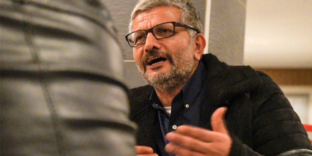 Hüseyin Tekin, Sportlicher Leiter der SG Gahmen, bereiten mögliche Abgänge nur wenige Sorgen.