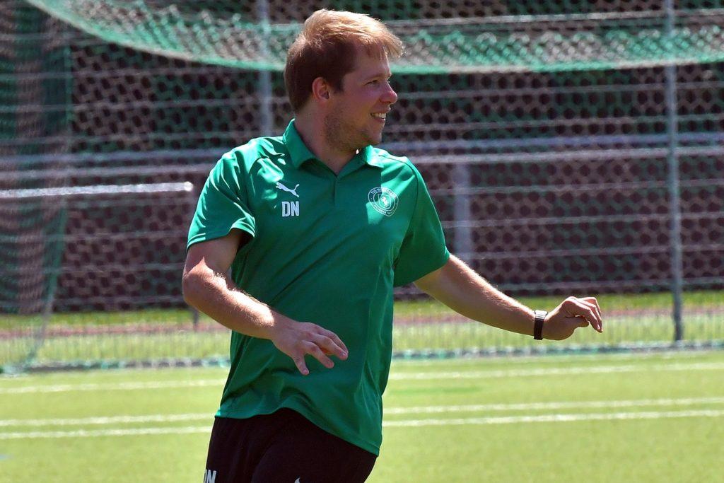 Daniel Nowak ist selber als Trainer im Nachwuchs von Westfalia Wethmar tätig.