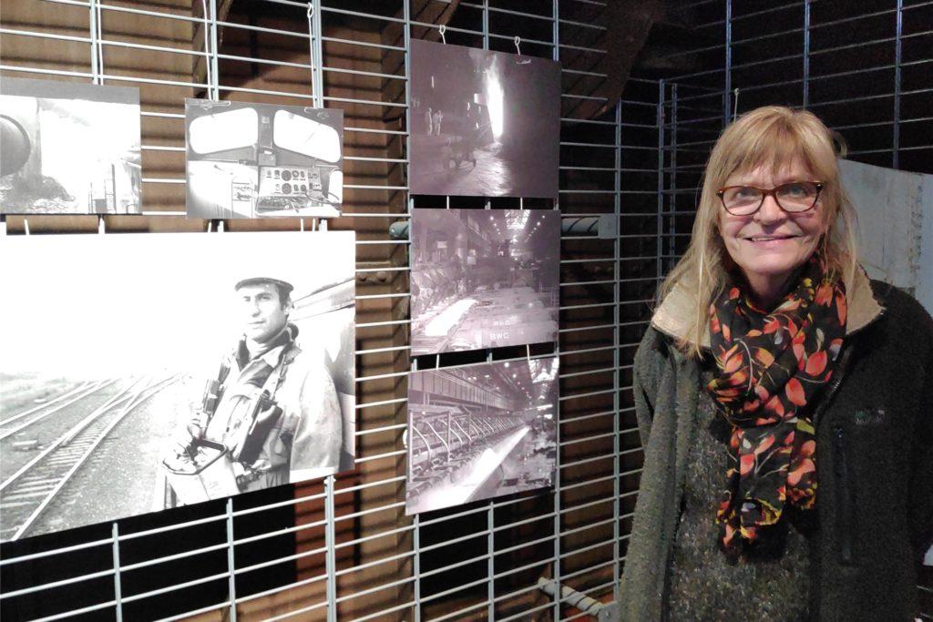 Annette Hudemann arbeitet seit 1993 als Museumsfotografin für das LWL-Industriemuseum.