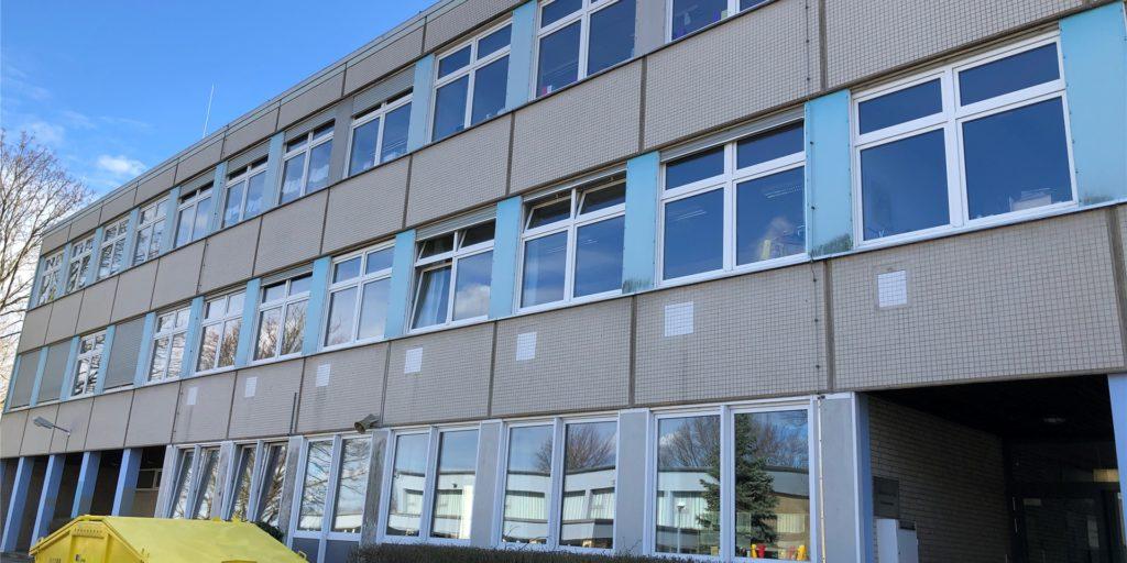 An der Steinbrink-Grundschule in Wickede ist der Präsenzunterricht nach dem Corona-Ausbruch für einige Klassen wieder möglich